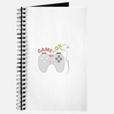 Game On Journal