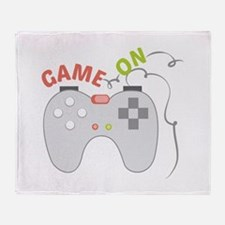 Game On Throw Blanket