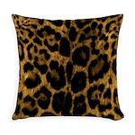 Jaguar Print Everyday Pillow