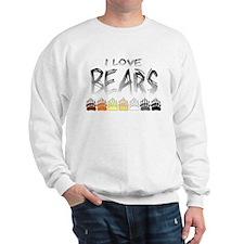 I Love Bears Jumper