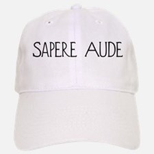 Sapere Aude Baseball Baseball Cap