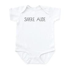 Sapere Aude Infant Bodysuit