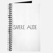 Sapere Aude Journal