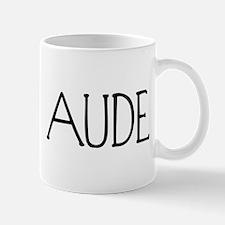 Sapere Aude Mug