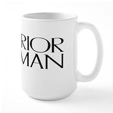 Warrior Woman Mug