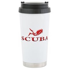 SCUBA Dive Travel Mug