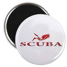 SCUBA Dive Magnet
