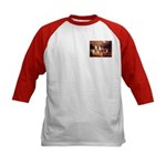FOXHOUNDS & TERRIER Kids Baseball Jersey