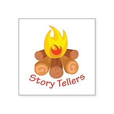 Story Tellers Sticker