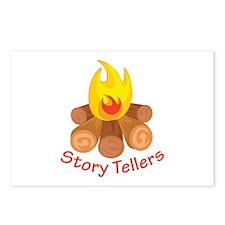 Story Tellers Postcards (Package of 8)