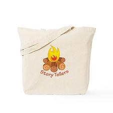 Story Tellers Tote Bag