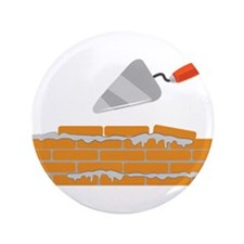 """Brick Wall 3.5"""" Button (100 pack)"""