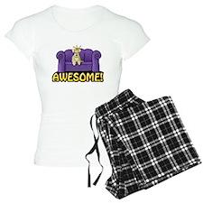 Wheatie Sofa King Pajamas