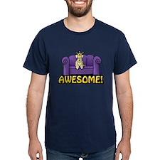 Wheatie Sofa King T-Shirt