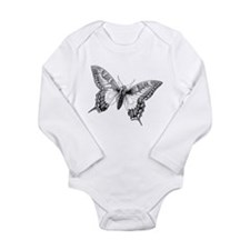 Butterfly Vintage Body Suit