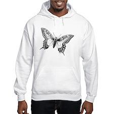 Butterfly Vintage Hoodie