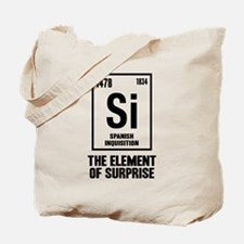The Spanish Element Tote Bag