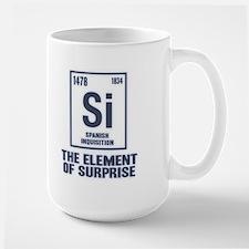 The Spanish Element Mug