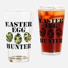 Easter Egg Hunter Drinking Glass