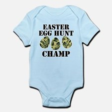 Easter Egg Hunt Champ Body Suit