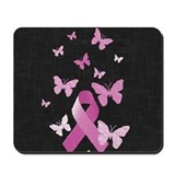 Breast cancer Mouse Pads