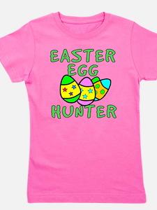 Easter Egg Hunter Girl's Tee