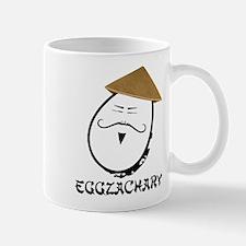 eggzachary, egg, pun, funny, china, chineese, Mugs