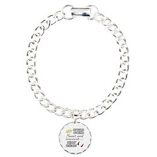 Cute 95th Birthday Humor Bracelet