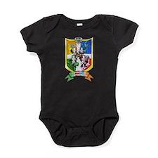 Cute Castle crashers Baby Bodysuit