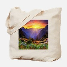Country Sunrise Tote Bag