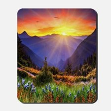 Country Sunrise Mousepad