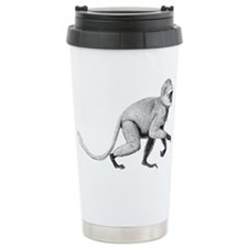 Monkey Business Vintage Travel Mug