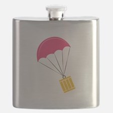 Parachute Package Flask