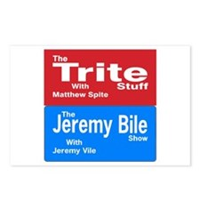 The Trite Stuff, The Jere Postcards (package Of 8)
