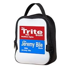 The Trite Stuff, The Jeremy Bil Neoprene Lunch Bag