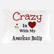 American Bully Pillow Case