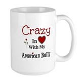 American bully Large Mugs (15 oz)