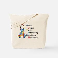 Autism Fact Tote Bag