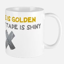 Duct Tape Mugs
