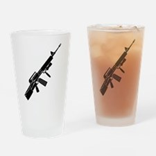 Cooking Weapon Drinking Glass