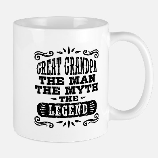 Great Grandpa Mug