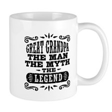 Great Grandpa Small Mug