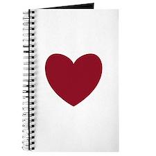 MAROON Heart 13 Journal