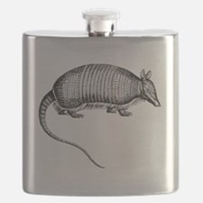 Armadillo Flask
