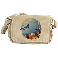 SCUBA Reef Messenger Bag