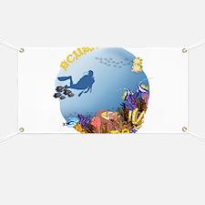 SCUBA Reef Banner
