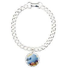 SCUBA Reef Charm Bracelet, One Charm