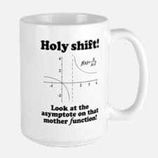 Holy Shift Math Function Mugs
