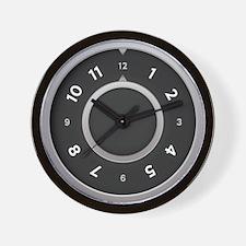 Moderne Minimal Timekeeper Wall Clock