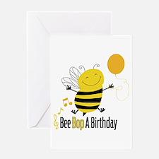 Cute Honey Greeting Card